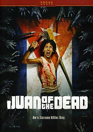 Amazoncom Juan Of The Dead Alexis Diaz De Villegas Elsa Camp