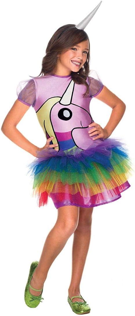 Horror-Shop Disfraz Dama del unicornio L: Amazon.es: Juguetes y juegos