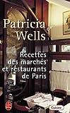 Image de Recettes Des Marches Et Restaurants de Paris (Livre de Poche: Cuisine) (English and French Edition)