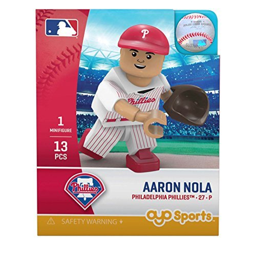 Aaron Nola OYO MLB Philadelphia Phillies G5 Generation 5 Mini Figure