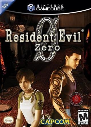 Amazon Com Resident Evil Zero Gamecube Artist Not Provided