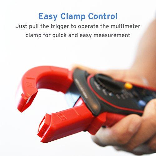 тяжелая обязанность Etekcity MSR-C600 Digital Clamp