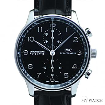 check out 313a6 48423 Amazon | IWC ポルトギーゼ クロノグラフ オートマチック ...