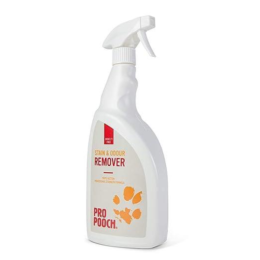 Orina manchas y olor Remover (1 L) | profesional limpiador de fuerza | rompe & Elimina Olor de orina, heces y vomitar | neutralizar y eliminar olores de ...