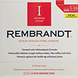 Rembrandt Intense Stain Dissolving Strips, 56 Count (Pack of 3)