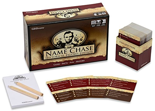 GeoToys Name Chase Historical Figures