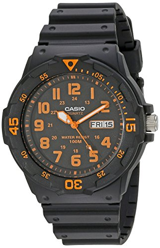 Casio Unisex MRW200H-4BV'Neo-Display' Watch