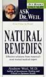Natural Remedies, Andrew Weil, 080411675X