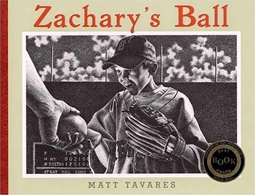 Zachary's Ball (Tavares baseball books) ()
