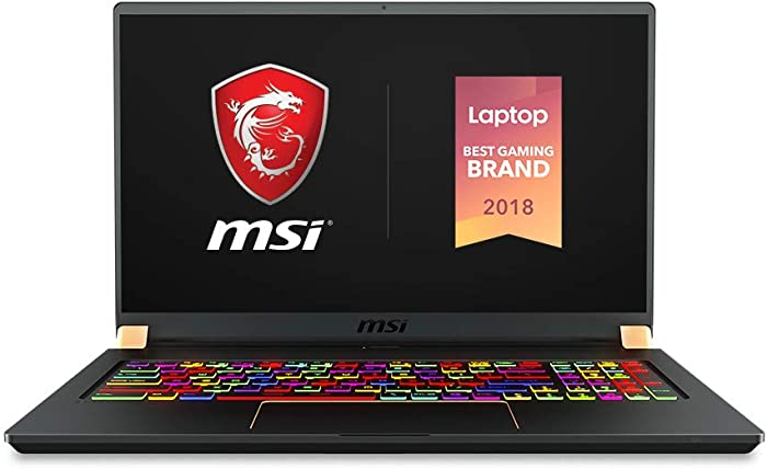 "MSI GS75 Stealth-413 17.3"" Gaming Laptop, 144Hz Display, Thin Bezel, Intel Core i7-9750H, NVIDIA GeForce GTX1660Ti, 16GB, 1TB NVMe NVMe SSD, Thunderbolt 3"