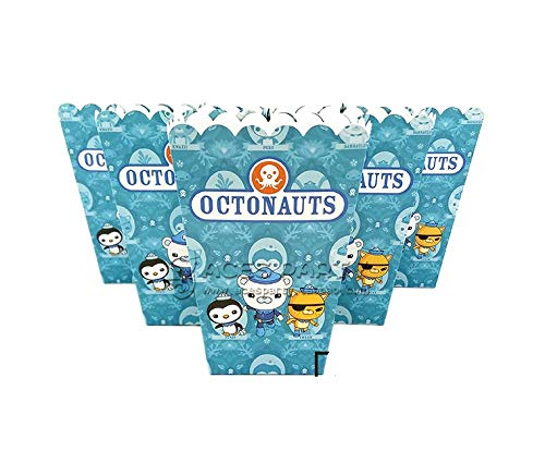 Astra Gourmet 12 ct Octonauts Party Popcorn Boxes