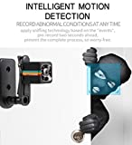 NFITtech Mini Hidden Camera HD 720P/1080P Spy Nanny Cam Body Camera Video Recorder Home Surveillance with Night Vision Motion Detection for Indoor and Outdoor