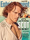 OUTLANDER EXCLUSIVE COVER ENTERTAINMENT WEEKLY 2017 .NO ADDRESS LABEL THERE IS A BARCODE
