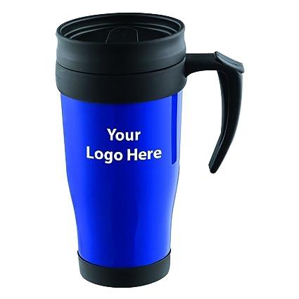 Amazon com: Modesto 16 Oz  Insulated Mug – 200 Quantity