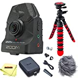 Zoom Q2n Handy Video Recorder with Q2N Accessory Pack + 12'' Tripod
