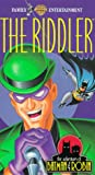 Adventure of Batman & Robin: The Riddler [VHS]