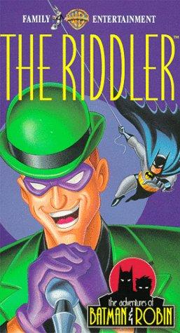 Adventure of Batman & Robin: The Riddler [VHS] by Warner Home Video