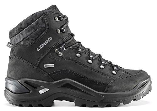 pour tex homme gTX Noir gore narrow randonnée mid 9999 renegade outdoorschuh randonnée chaussures 310943 men Noir 5 11 Lowa de 04qwO5Z5