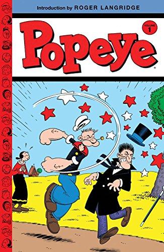 Popeye Volume 1 by IDW Publishing