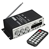 BephaMart Lepai LP-A7 USB Mini Car Power Amplifier USB SD DVD CD FM MP3 With Remote Controller Shipped and Sold by BephaMart