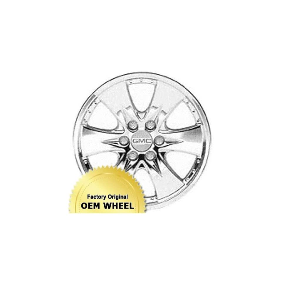 CADILLAC,CHEVROLET,GMC VARIOUS 20x8.5 6 SPOKE Factory Oem Wheel Rim  CHROME   Remanufactured