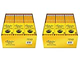 iScholar Gross Pack Pencils, #2, Yellow, 288 Pencils, 33144