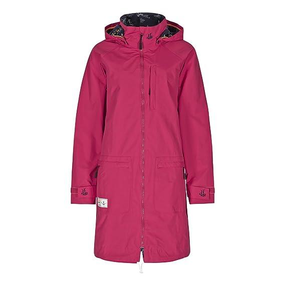 513246dec4 Lazy Jacks Ladies Longline Waterproof Coat (X-Small