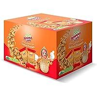 Bayara Snacks Peanuts Salted, 13 gmss - (Pack of 24)