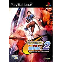 Capcom VS SNK 2 Mark Of The Millenium 2001 Sony Playstation-2 PS2 PAL (Euro Release)