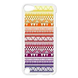 Customized tribal pattern Ipod Touch 5 Phone Case, tribal pattern Personalized Hard Back Cover Case for iPod Touch5 at Lzzcase