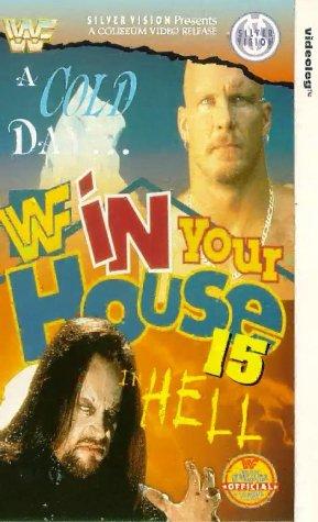 WWF - In Your House 15 [Reino Unido] [VHS]: Amazon.es: Mark ...