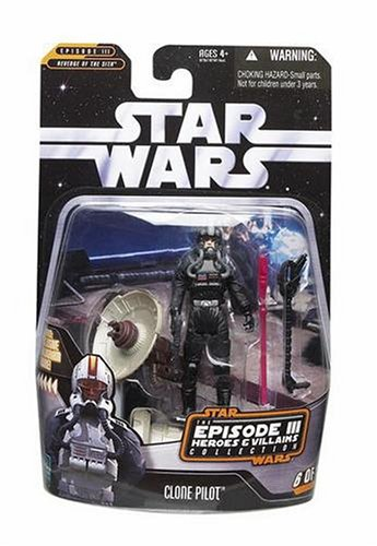 Star Wars Greatest Hits Basic Figure ARC-170 Clone Pilot