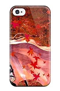 Awesome Design Bleach Hard Case Cover For Iphone 4/4s