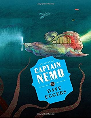 book cover of The Story of Captain Nemo