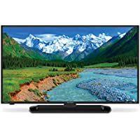 Sharp LC-32LE185M 32 Multi System HD Slim LED TV with Free HDMI Cable, 110-240 Volt