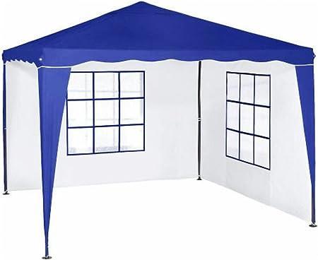 Pavillon Everyday Blau 3x3m Mit 2x Amazon De