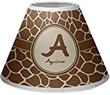 RNK Shops Giraffe Print Empire Lamp Shade (Personalized)