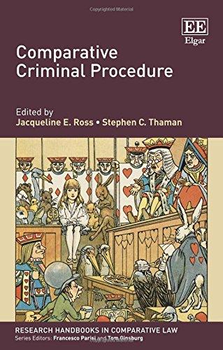 Comparative Criminal Procedure (Research Handbooks in Comparative Law series)