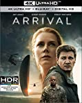 Cover Image for 'Arrival [4K Ultra HD + Blu-ray + Digital HD]'