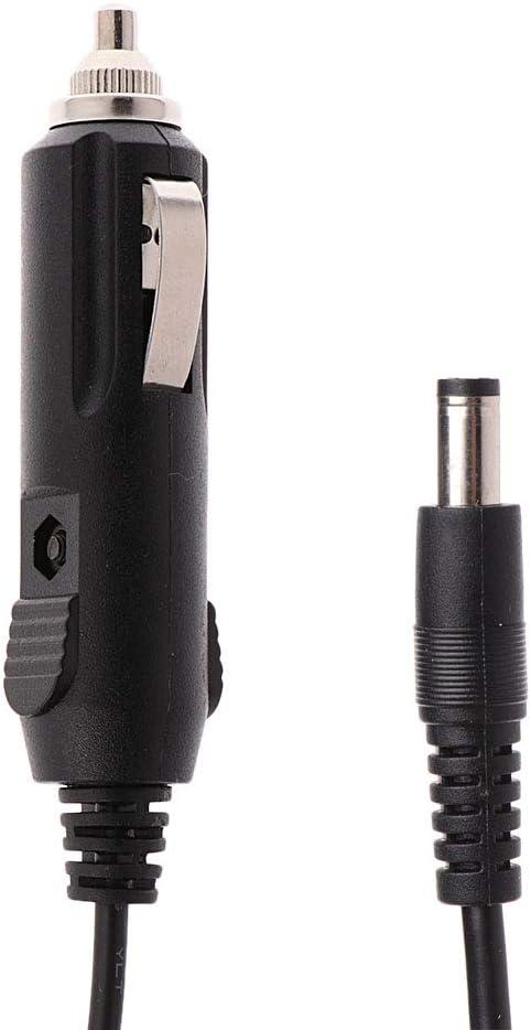 PENG Nouveau 3M 12V CC 5.5mm x 2.1mm Allume-Cigare Prise de Courant Cordon Adaptateur C/âble