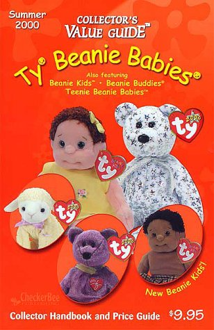 Ty Beanie Babies Summer 2000 Collector's Value Guide (Beanie Baby Checkers)