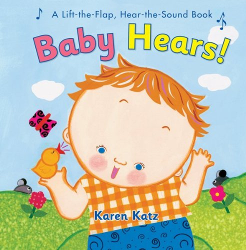 Baby Hears: A Lift-the-Flap Hear-the-Sound Book by HMH Books