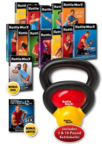 kettle ball workout dvd - 5