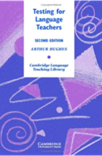 Techniques and principles in language teaching 3rd edition oxford testing for language teachers cambridge language teaching library fandeluxe Image collections