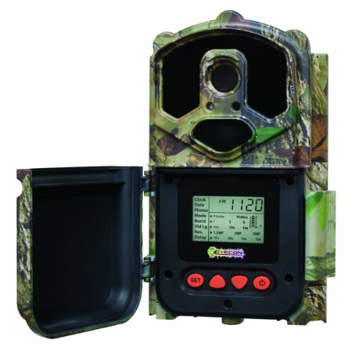 Big Game Eyecon Widow 5.0MP Game Camera with Invisi-Flash Black
