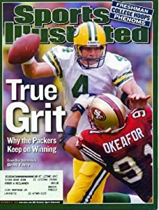 Sports Illustrated December 23, 2002 Brett Favre/Green Bay Packers, Carmelo Anthony/Syracuse, Georgia Bulldogs Football, Marvin Harrison/Indianapolis Colts