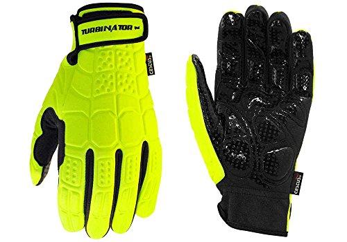 Cestus TURBINATOR Green - 3066 M Vibration Reducing Glove, Medium/9, Green, Pair by Cestus (Image #1)