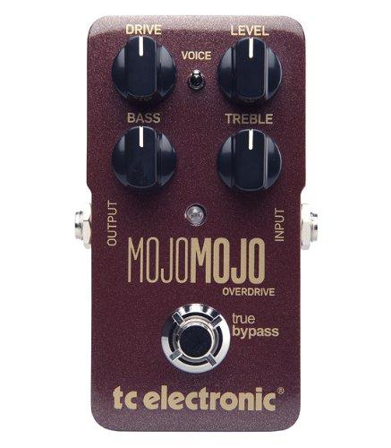 Liquid Mojo (TC Electronic MojoMojo Overdrive Pedal)