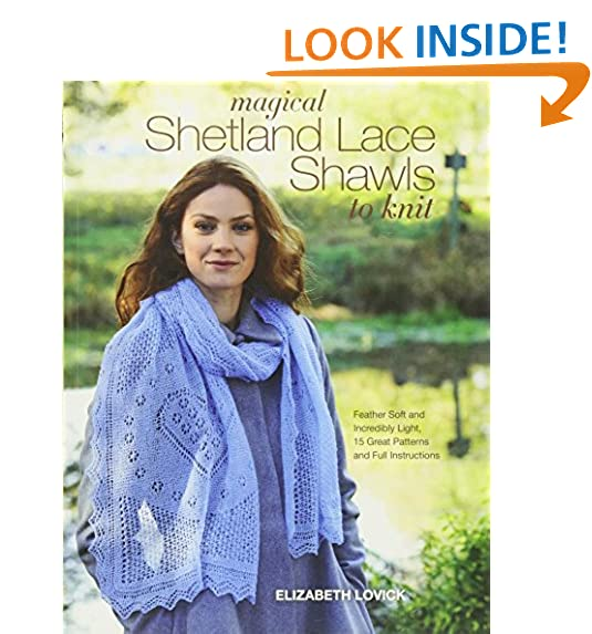 Knit Patterns For Shawls Amazon