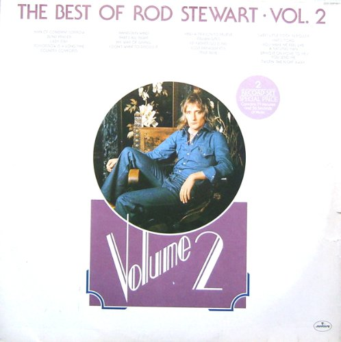 Rod Stewart - The Best Of Rod Stewart Vol. 2 - 12